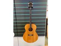 Goldtone TG-18 Natural Solid Top Tenor Guitar