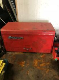 Snap on box