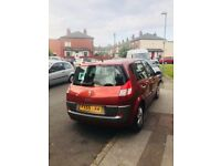Renault scienic 1.6 2005 Automatic car for sale