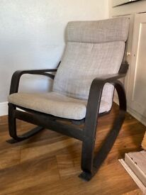 Ikea Poang Rocking At Chair or Nursing chair