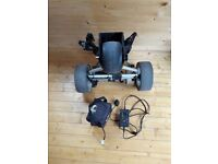 Electric golf trolley, charger & battery inc.