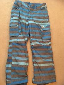 Burton Ski and Snowboard Trousers