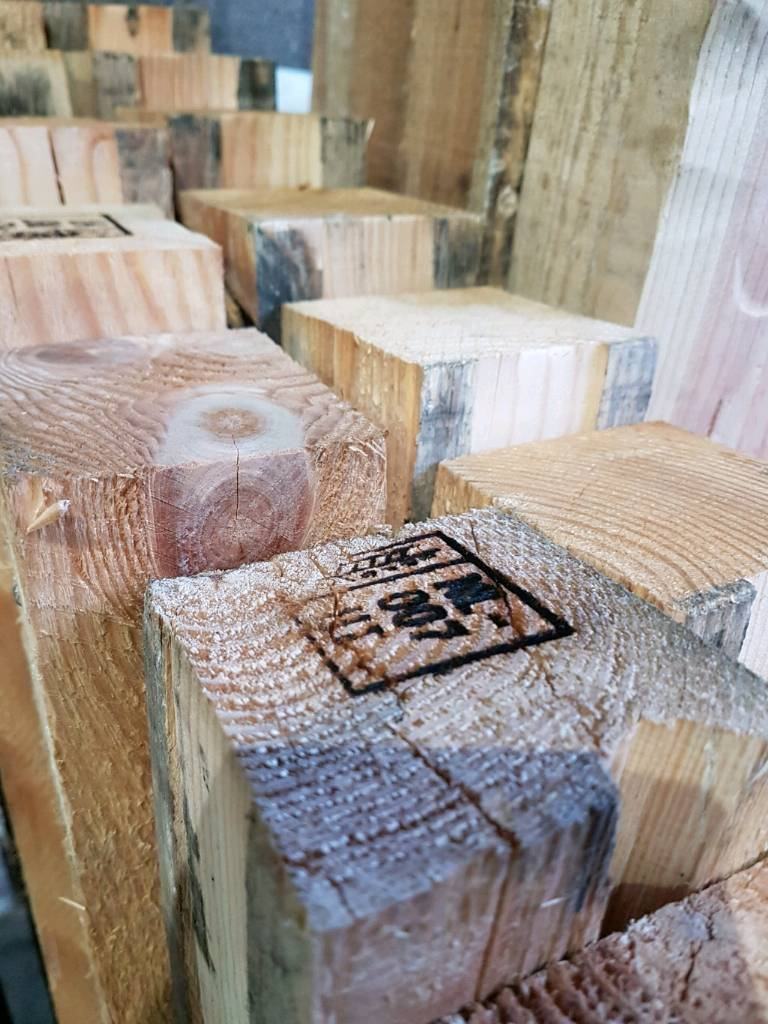 Job lot of Clean, dry, good quality timber.