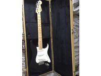 Fender Standard MIM Stratocaster 2017