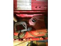 Hilti the 706 breaker/ kango