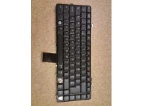 Dell 1555 Keyboard for repairs and Replacements