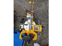 Jcb Sliding Mitre Saw - 210mm SCMS210