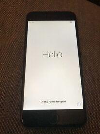 iPhone 6 Space Grey 16Gb UNLOCKED Excellent Condition in Original Box