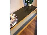 Ikea Malm dressing/console table