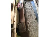 RSJ rolled steel joist 285 cms long