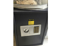 Electronic Safe with Key 35 cms Heigh , x50cms Width x 31cms Depth