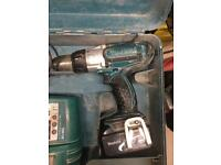 Makita 18v combination drill driver