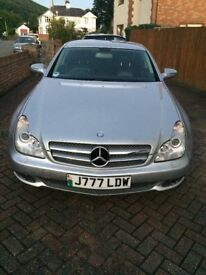 Stunning Mercedes Benz CLS - Mint Condition - Must be seen!