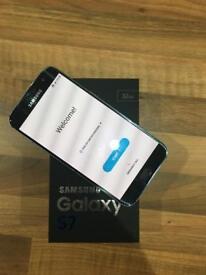 Samsung galaxy S7 32GB Unlocked Black onyx