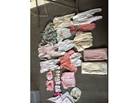 Girls clothes Bundle 0-12 months