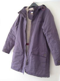 Regatta Waterproof rain jacket size 12