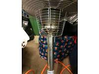New table top patio heater