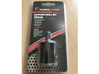 32mm Diamond Drill Bit