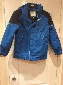 Child's No Fear Ski Jacket