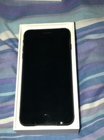 Unlocked Apple iPhone 7 PLUS - MATT BLACK 128GB *BRAND NEW OPENED BOX*