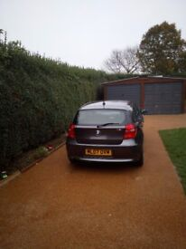BMW 1.6 i Petrol 58 000 mileage