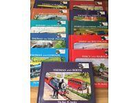 Thomas the Tank Engine & Friends Books X 11