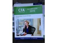 CFA Level 1 Schweser books 2015