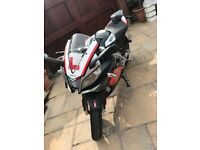 Aprilia RS4 50CC replica