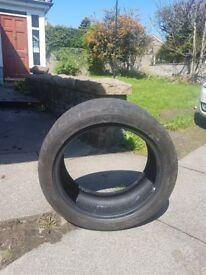 4 x DUNLOP SPORTMAXX 225/45 R17 91W tyres