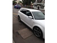 Audi A3 limited edition s line