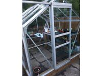 Greenhouse glass WANTED Swansea/Clydach area