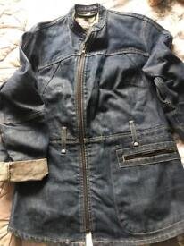 Levi girls jacket medium