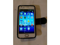 Samsung Galaxy S II GT-I9100 - 16GB - Ceramic White O2 network