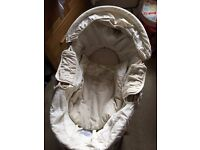 Mamas & Papas 'Once Upon a Time' Moses Basket & Stand