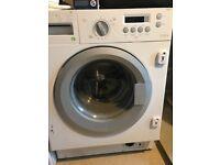 Washing machine integrated CDA CI361