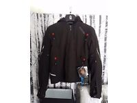 richa ranger hooded jacket brand new with tags