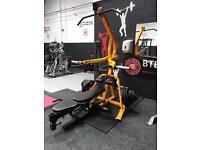 Powertec lever multi gym