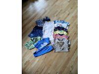 Summer baby boy clothing bundle