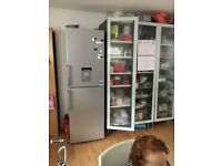 BEKO Freestanding Frost Free Fridge Freezer CFP1691DS_S