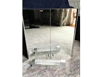 Bathroom Cabinet, Stainless Steel