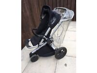 Quinny pushchair and car seat