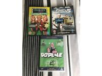 Bulk lot - 3 Sealed DVD's