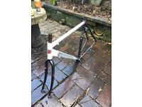 Saracen 7005 aluminium race/road frame project racing bike