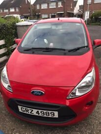 2013 Ford ka Like New Great clean car taxed full ford service history full 1 year mot. 4 new tyres .