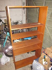 G-plan bookshlef good condition