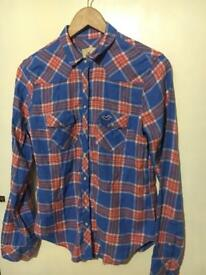Girls ladies shirt bundle size small hollister next zara