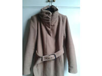 Zara camel coat - Size M, in perfect condition