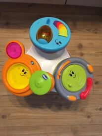 Chicco musical toy
