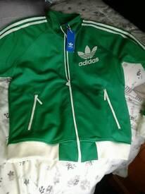 Adidas Original Green Jacket