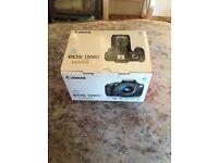 Canon brand new never left box camera